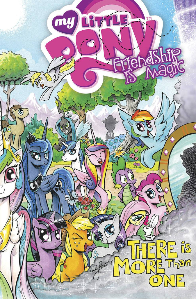 MY LITTLE PONY FRIENDSHIP IS MAGIC TP VOL 05 (C: 1-0-0)