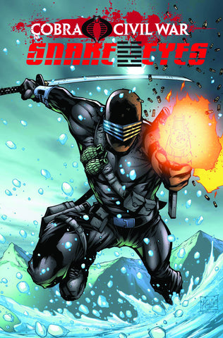Snake Eyes (Ongoing) TP Vol 01