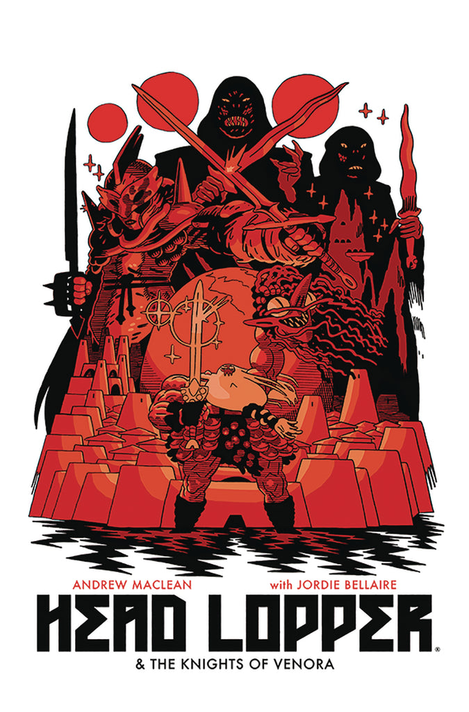 Head Lopper TP Vol 03 Knights Of Venora