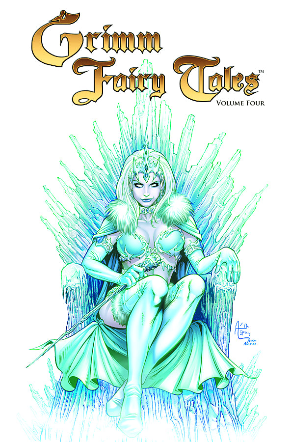 Grimm Fairy Tales TP Vol 04