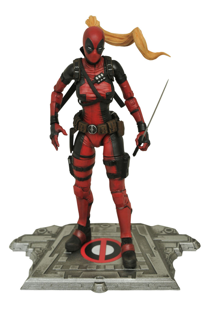 MARVEL SELECT - Lady Deadpool Action Figure