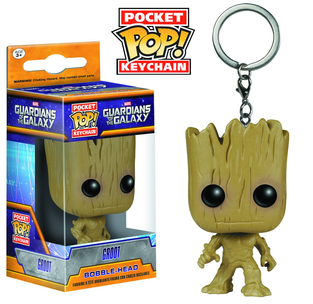 Pocket POP MCU - GOTG - Groot