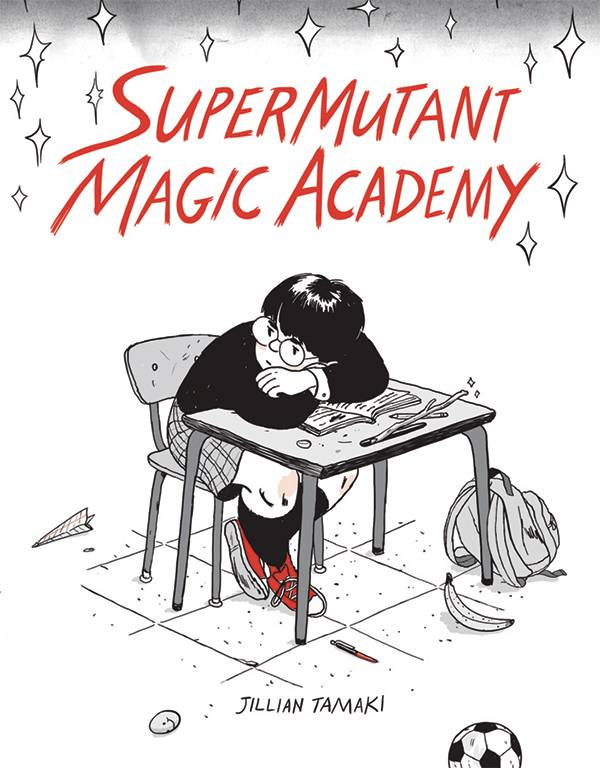 Supermutant Magic Academy GN