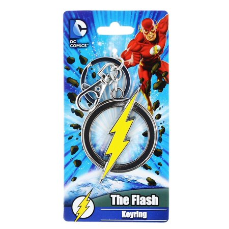 Key Ring - DC Flash Logo
