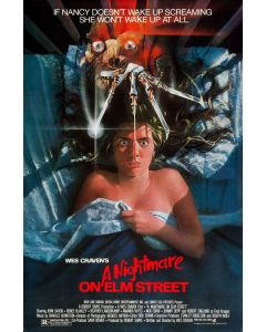 POSTER - Nightmare on Elm Street