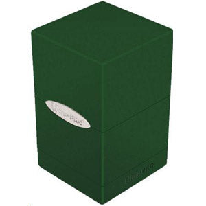 Deckbox: Satin Tower- Green