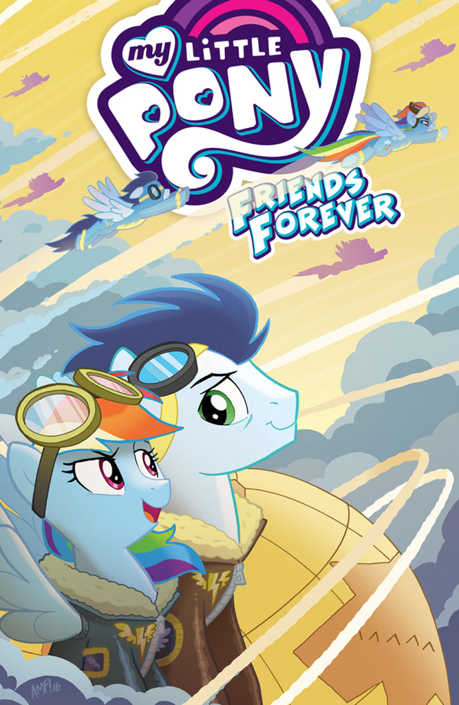 My Little Pony Friends Forever TP Vol 09
