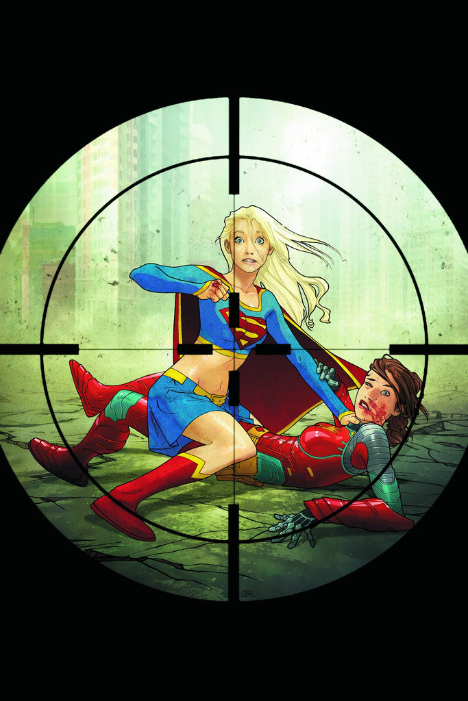 SUPERGIRL FRIENDS AND FUGITIVES TP