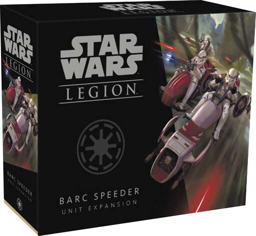Star Wars: Legion - BARC Speeder Unit Exp.