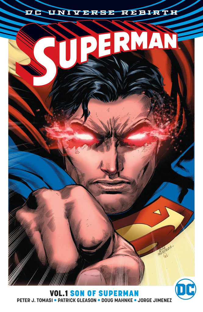 Superman TP (Rebirth) Vol 01 Son Of Superman