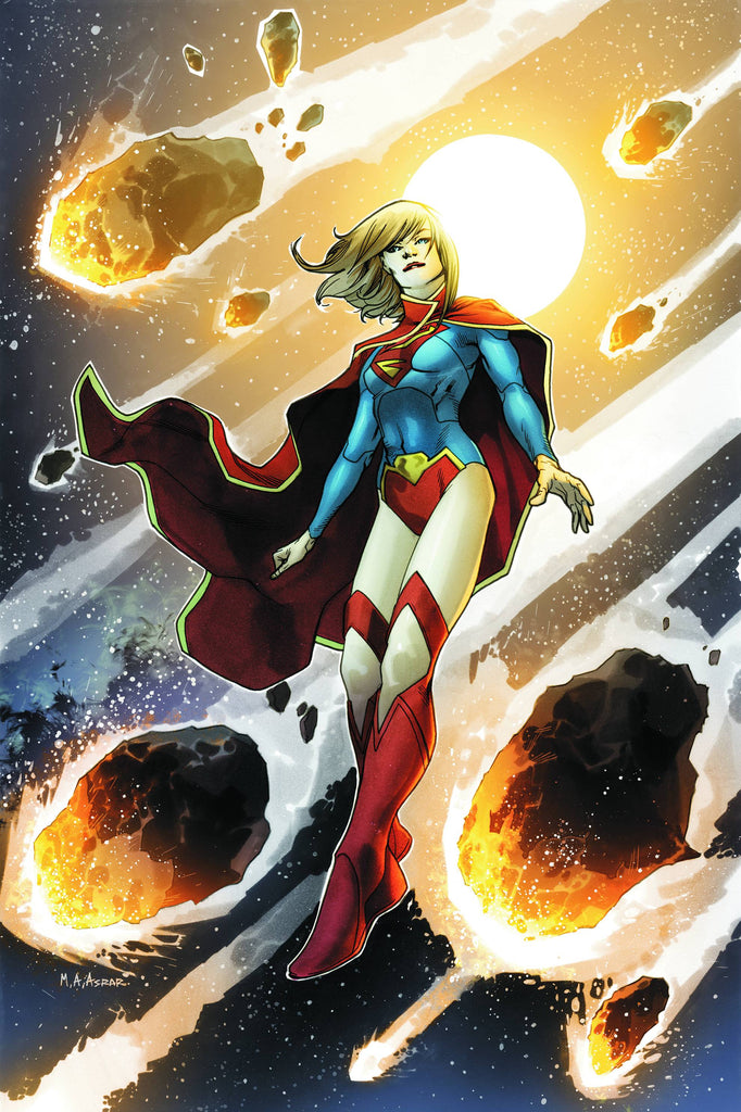 Supergirl TP (N52) Vol 01 Last Daughter Of Krypton