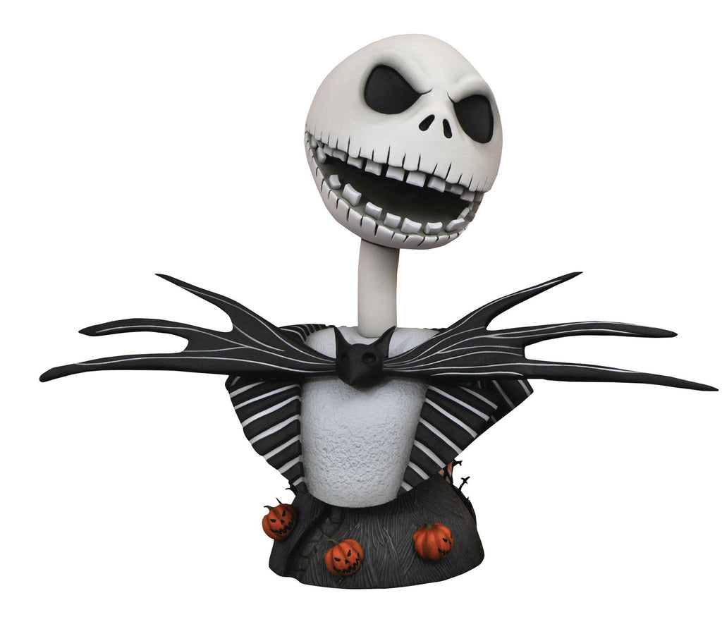 LEGENDS IN 3D - Jack Skellington 1/2 Scale Bust