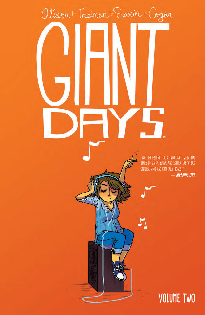 Giant Days TP Vol 02