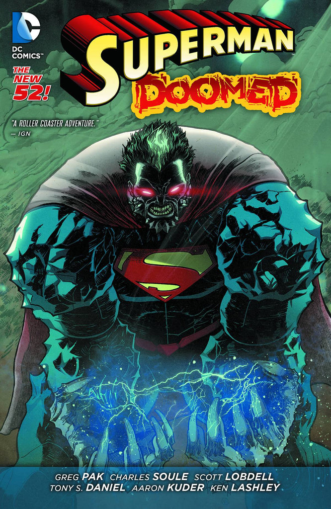 Superman Doomed TP