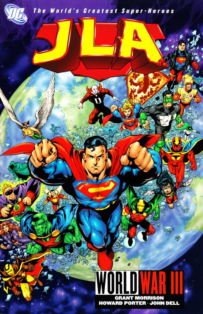 JLA TP VOL 06 WORLD WAR THREE