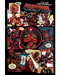 POSTER - Deadpool Panels