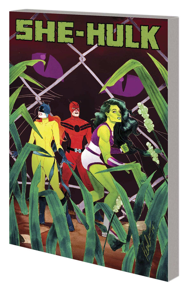She-Hulk TP Vol 02 Disorderly Conduct