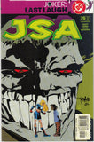 JSA #29 (DC, 2001) - Signed - Tim Sale - Joker: Last Laugh