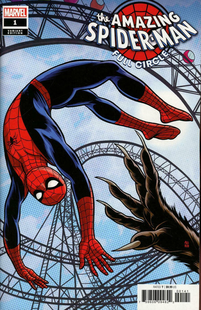 Amazing Spider-Man Full Circle #1 1/10 Mike Allred Variant