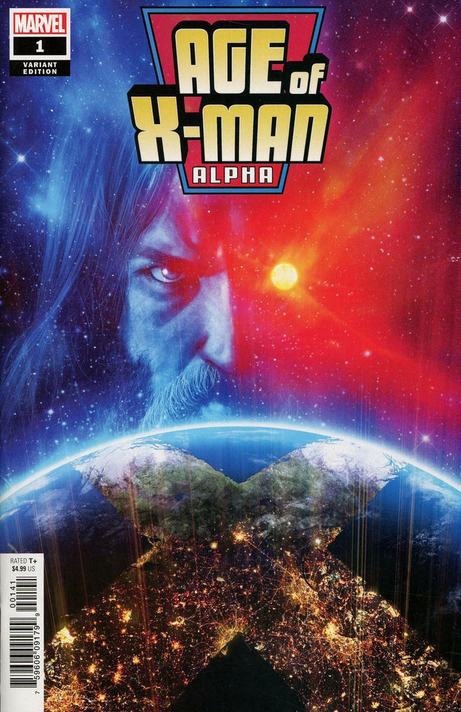 Age of X-Man Alpha #1 1/25 Rahzzah Variant
