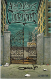 Alan Moore's The Courtyard #1 (Avatar, 2003) - Signed - COA - 1 of 1500