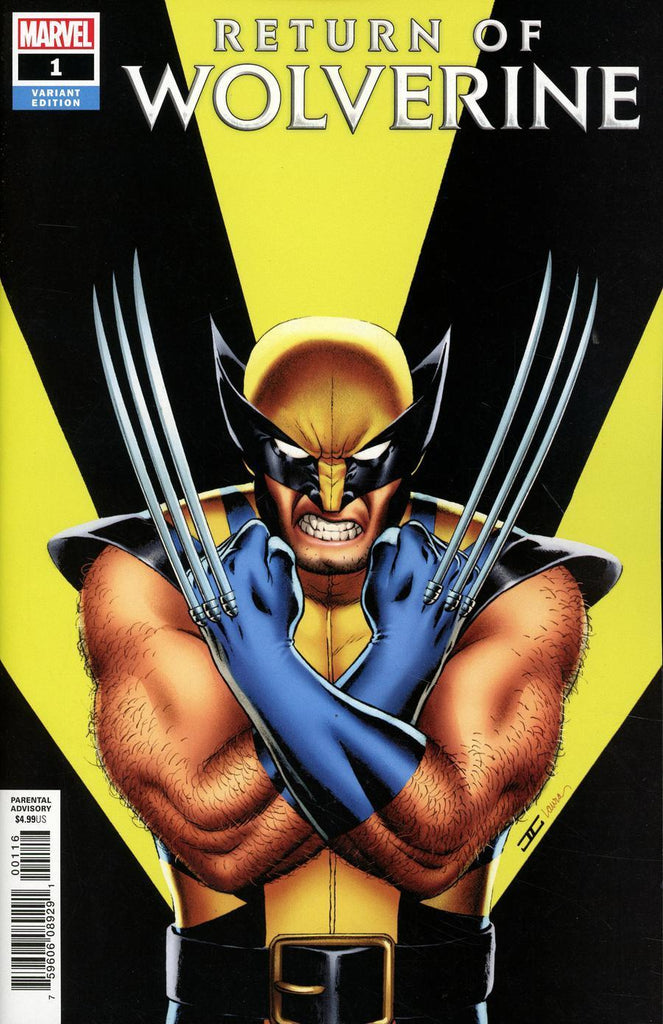 Return of Wolverine #1 1/50 John Cassaday Variant