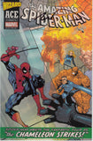 Wizard Ace Edition Amazing Spider-Man #1 - Signed by Inker Tim Townsend