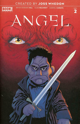 Angel #2 1/20 Will Sliney Smile Time Variant