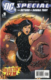 DC Special: The Return of Donna Troy #1 (DC, 2005) - Signed