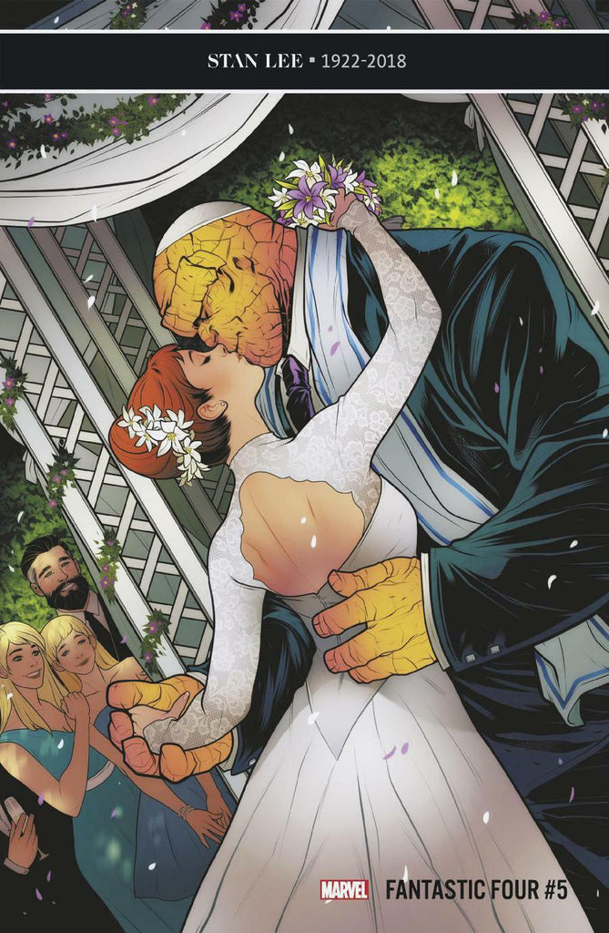 Fantastic Four #5 1/50 Elizabeth Torque Wedding Variant
