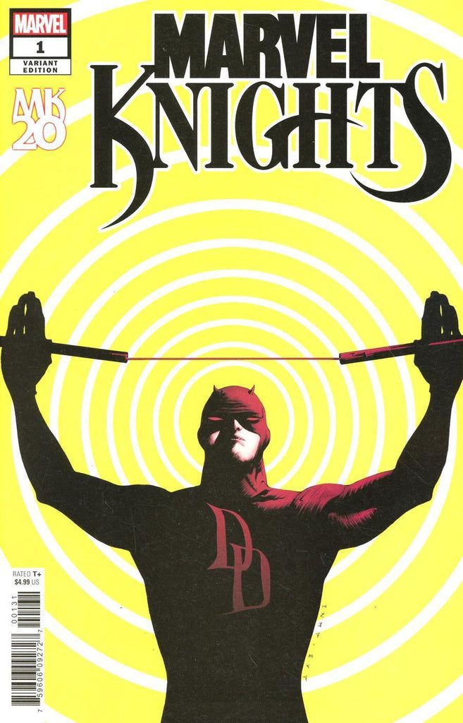 Marvel Knights 20th #1 1/25 Jae Lee Daredevil Variant