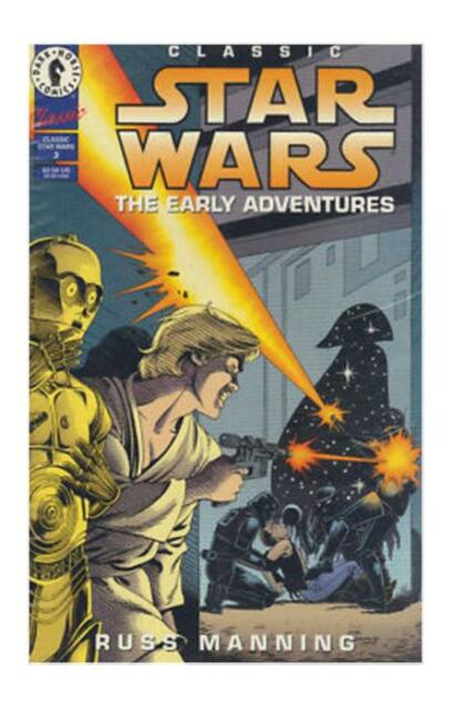 Classic Star Wars - The Early Adventures (Vol 1 1994) #3 CVR A