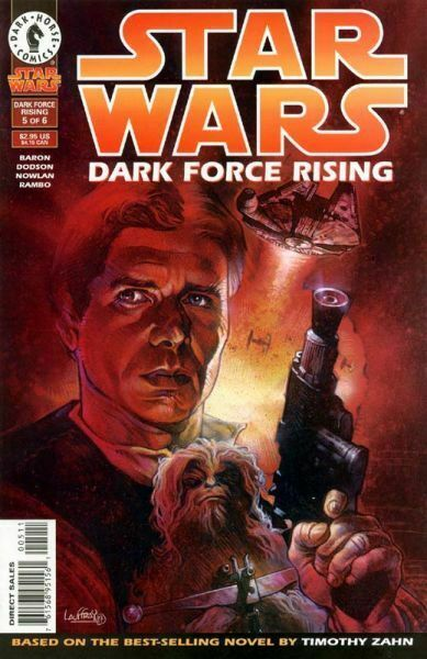 Star Wars - Dark Force Rising (Vol 1 1997) #5 CVR A