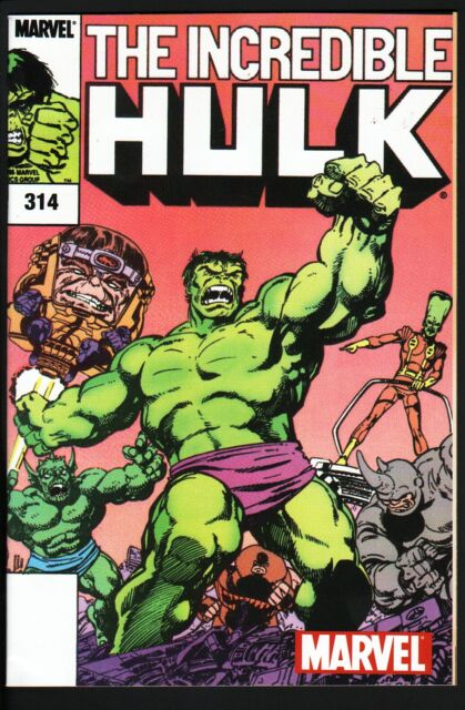 Incredible Hulk (Vol 1 2002) #314 ToyBiz Reprint