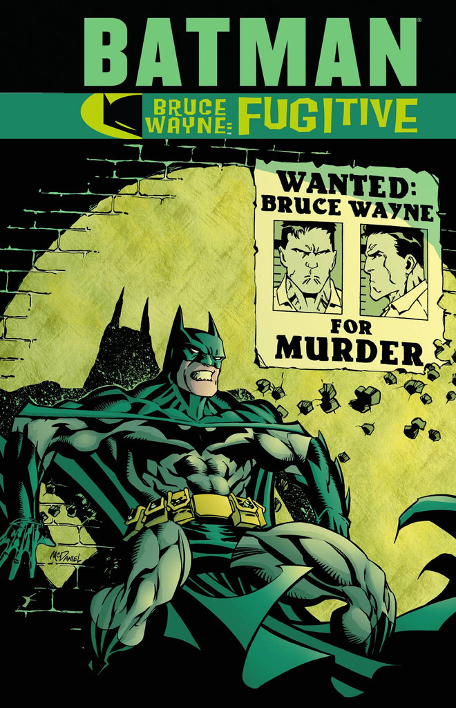 Batman Bruce Wayne Fugitive TP New Ed