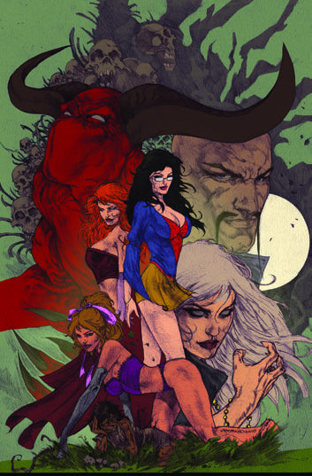 Grimm Fairy Tales Tp Vol 08