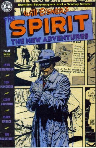 Spirit: The New Adventures (Vol 1 1997) #6 CVR A