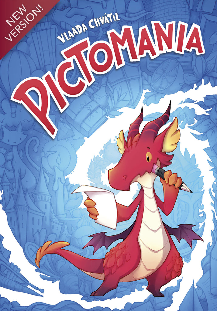 Pictomania, Revised Edition