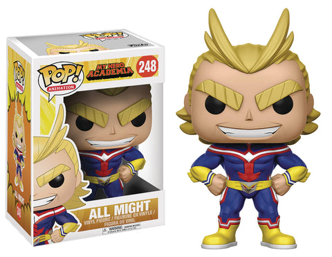POP MHA - All Might