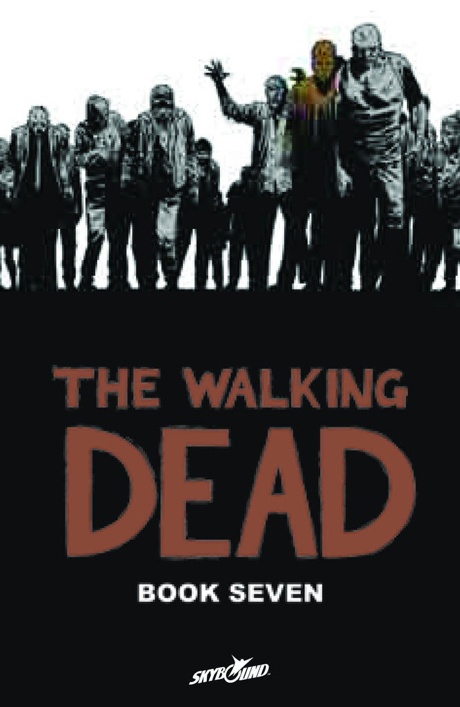 Walking Dead Hc Vol 07 (Aug110454) (Mr)