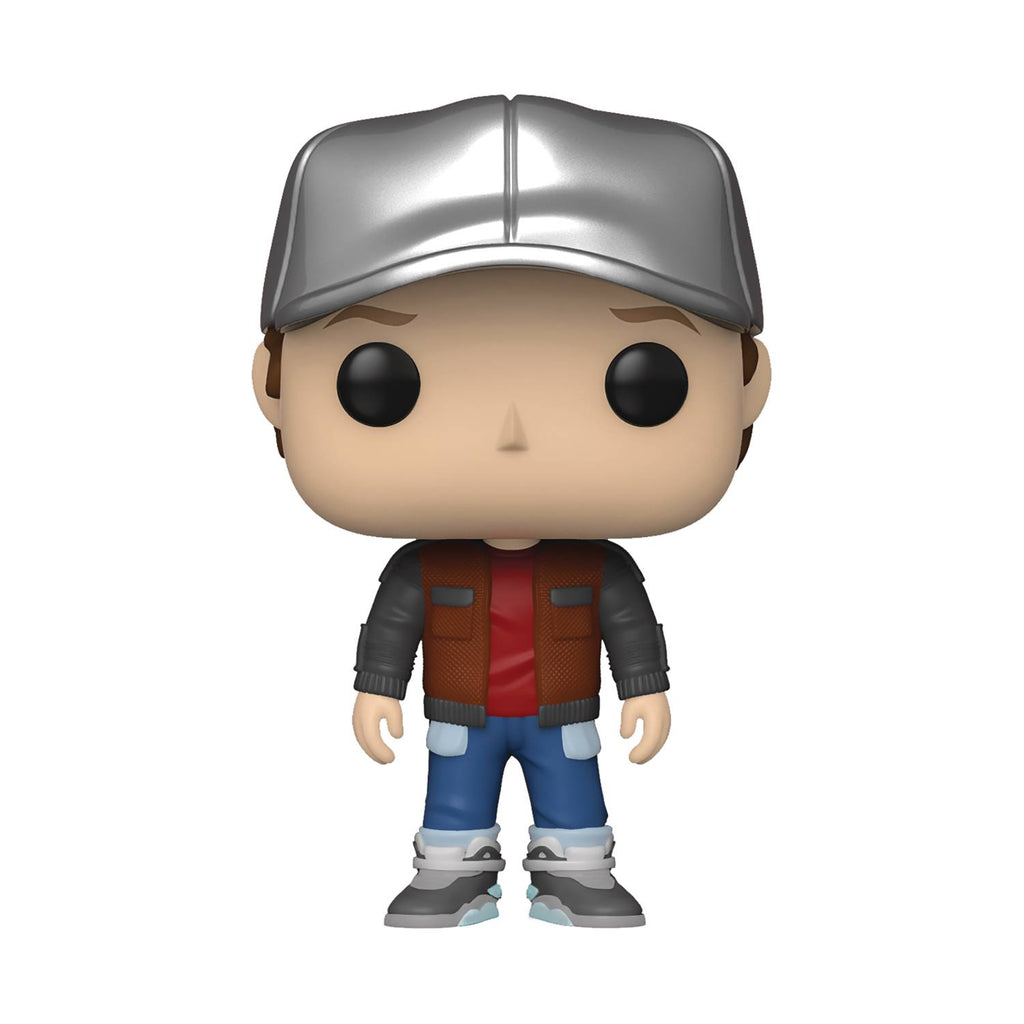 POP BTTF - Marty in Future Outfit