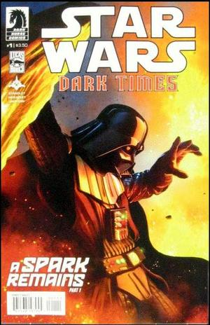 Star Wars - Dark Times: A Spark Remains (Vol 1 2013) #1 CVR A