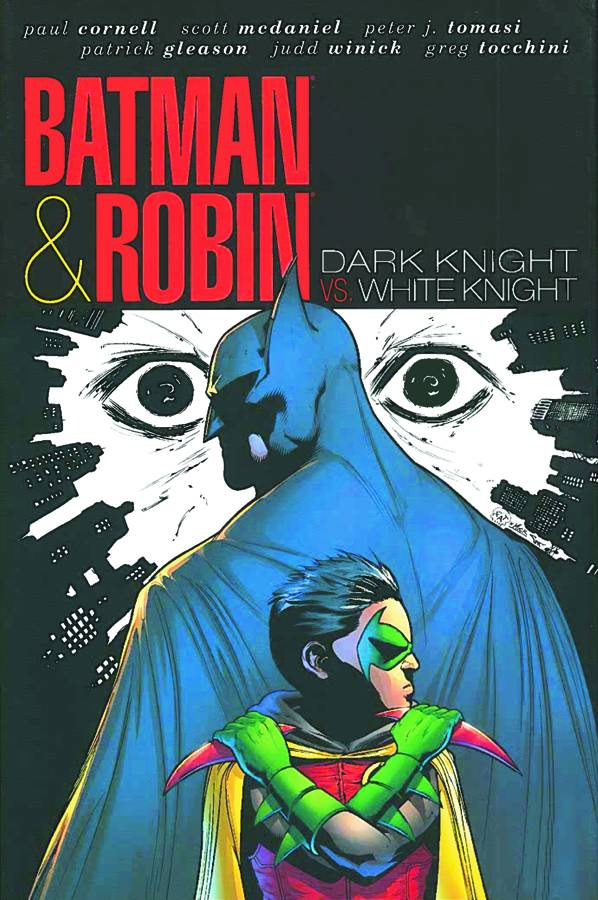 Batman And Robin White Knight Dark Knight Tp