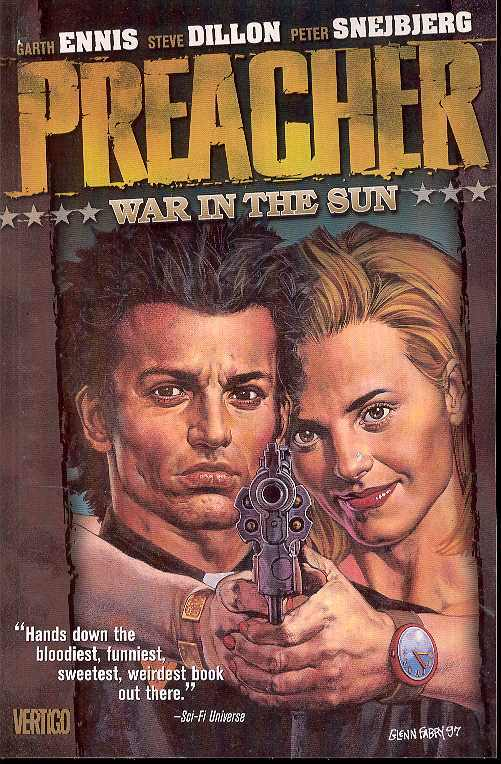 PREACHER TP VOL 06 WAR IN THE SUN NEW EDITION