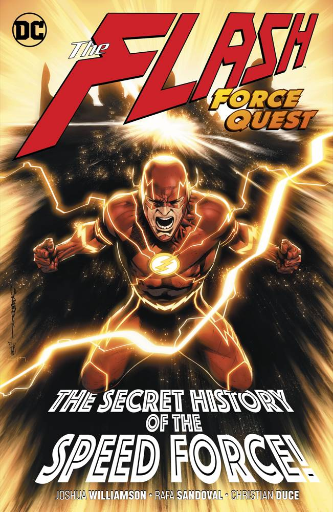 Flash TP (Rebirth) Vol 10 Force Quest