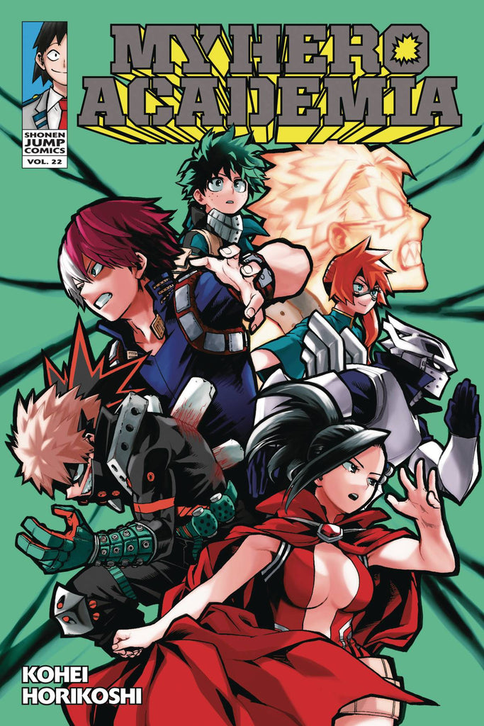 My Hero Academia GN Vol 22