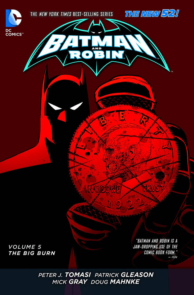 Batman & Robin Tp Vol 05