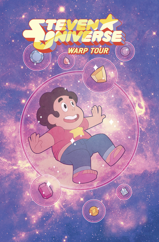 Steven Universe Ongoing TP Vol 01 Warp Tour