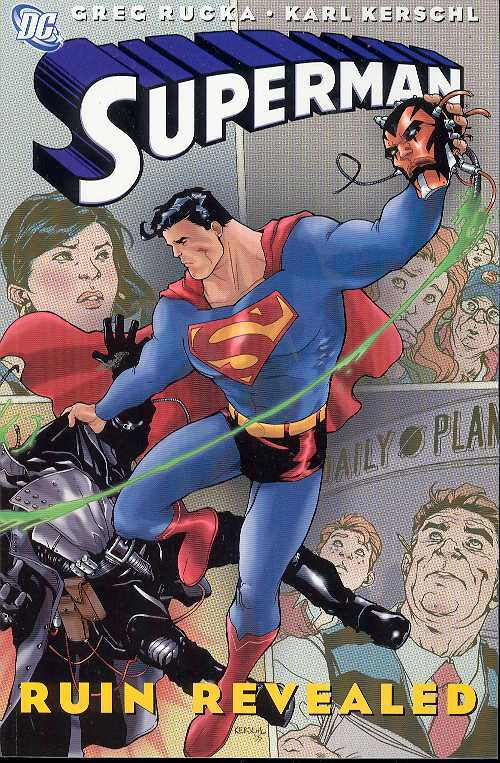 SUPERMAN RUIN REVEALED TP