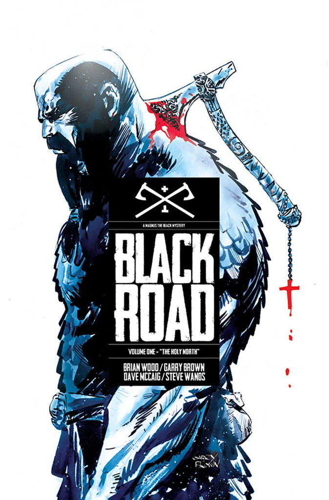 Black Road TP Vol 01